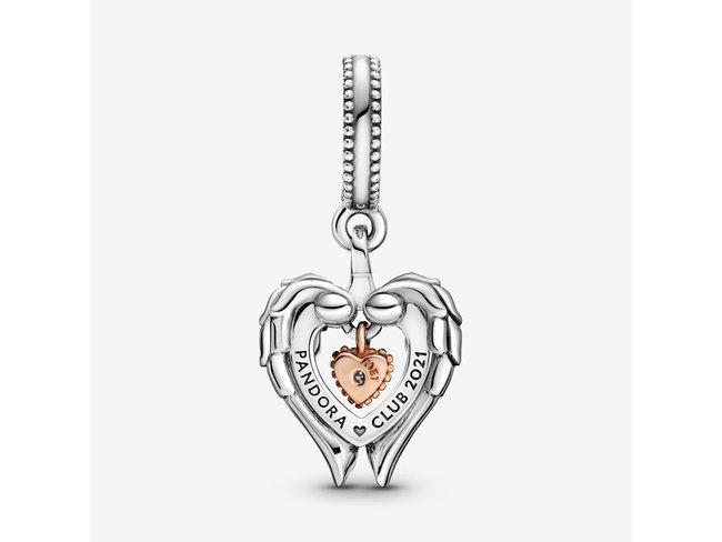 Pandora   Charm   Ailes d'Ange & Cœur 2021  789296C01