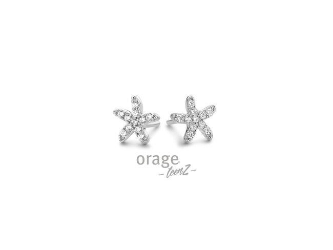 Orage Kids | Boucles d'Oreilles | Argent | T424