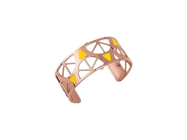 Les Georgettes | Manchette | 25mm | Rosée | 7031625R