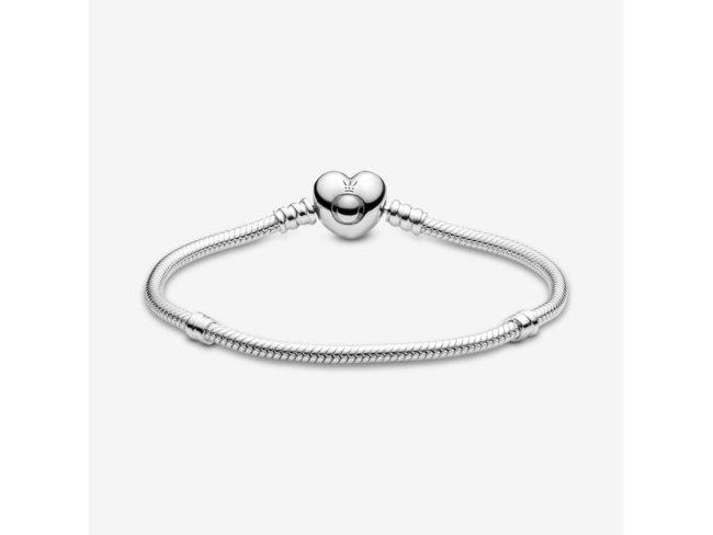 Pandora | Bracelet | Moments | Fermoir Cœur | 590719