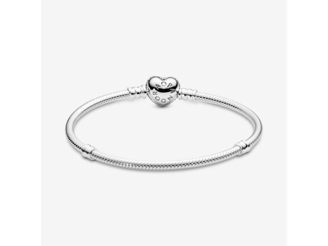 Pandora | Bracelet | Moments | Fermoir Coeur | 590727CZ