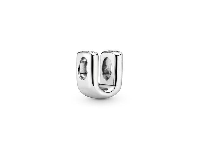 Pandora | Charm | Alphabet Lettre U | 797475