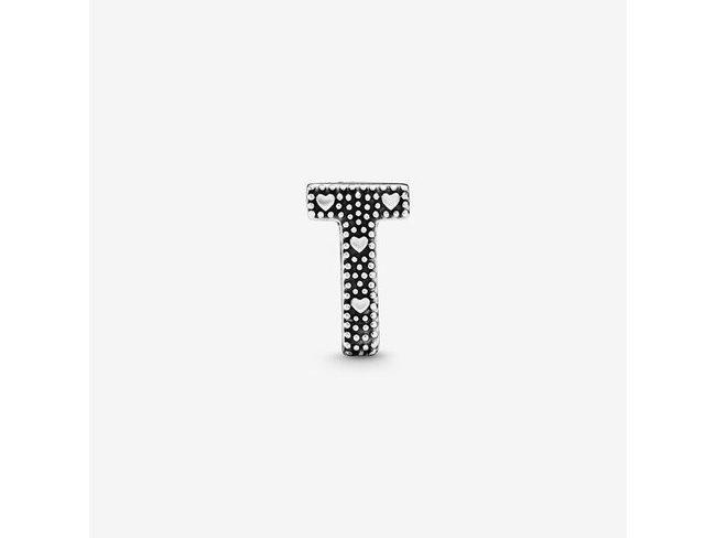 Pandora | Charm | Alphabet Lettre T | 797474