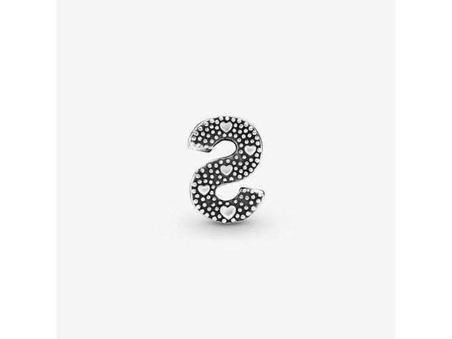 Pandora | Charm | Alphabet Lettre S | 797473