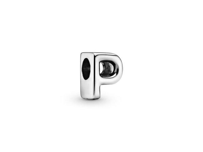 Pandora | Charm | Alphabet Lettre P | 797470