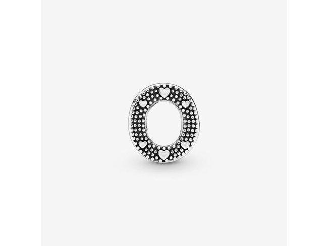 Pandora | Charm | Alphabet Lettre O | 797469