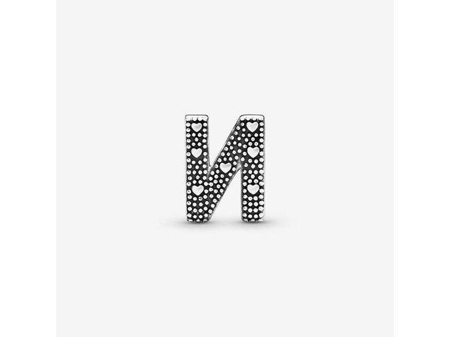Pandora | Charm | Alphabet Lettre N | 797468