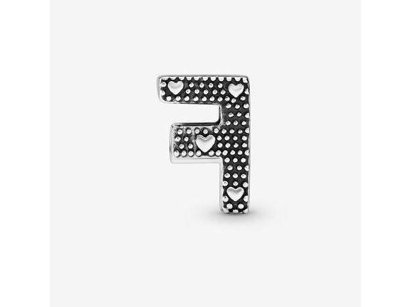 Pandora | Charm | Alphabet Lettre F | 797460