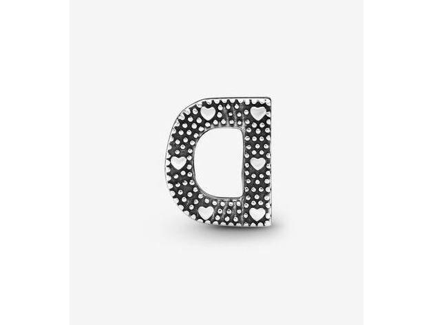 Pandora | Charm | Alphabet Lettre D | 797458