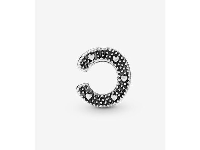 Pandora | Charm | Alphabet Lettre C | 797457