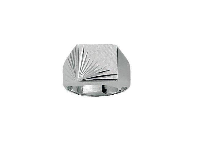 Saunier | Chevalière | Argent | 1000124 11