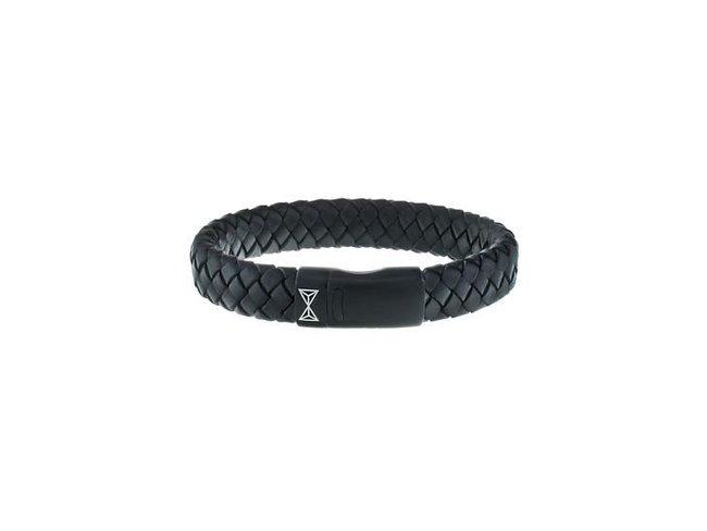 AZE Jewels | Bracelet | Iron jack black on black | AZ-BL005-C