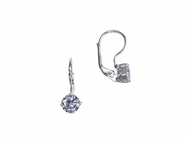 Loumya Silver | Boucles d'Oreilles | Argent |Oxyde de Zirconium
