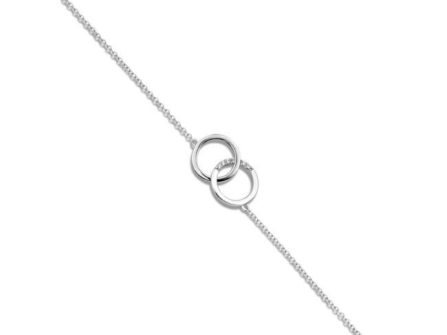 Naiomy Silver   Bracelet   Argent   Oxyde de Zirconium   B9G06
