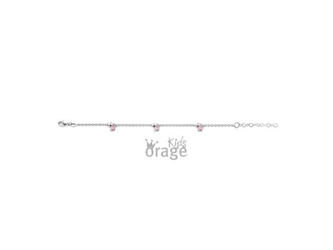 Orage Kids | Bracelet | Argent | Bambi | K2010