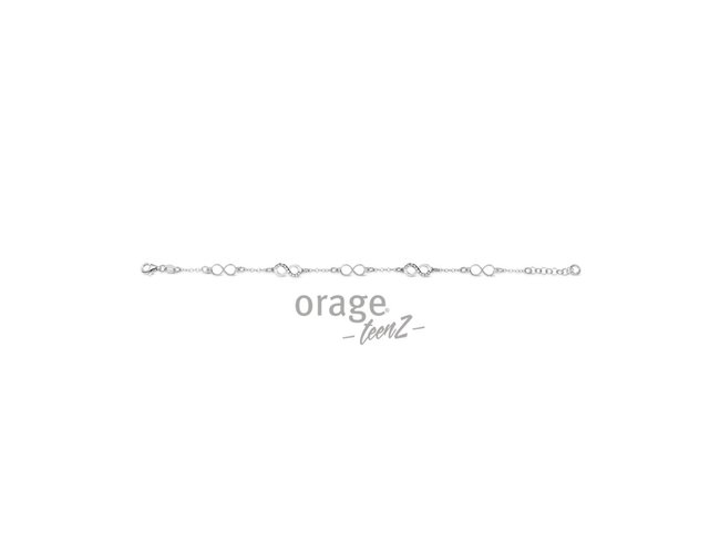 Orage Kids | Bracelet | Argent | Infini | T480