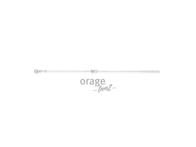 Orage Teenz | Bracelet | Argent | Infini | T478