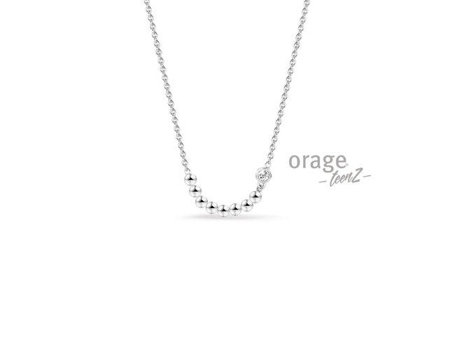 Orage | Collier | Argent | T464
