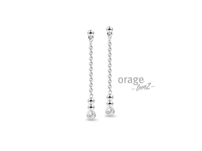 Orage Teenz | Boucles d'Oreilles | Argent | T467