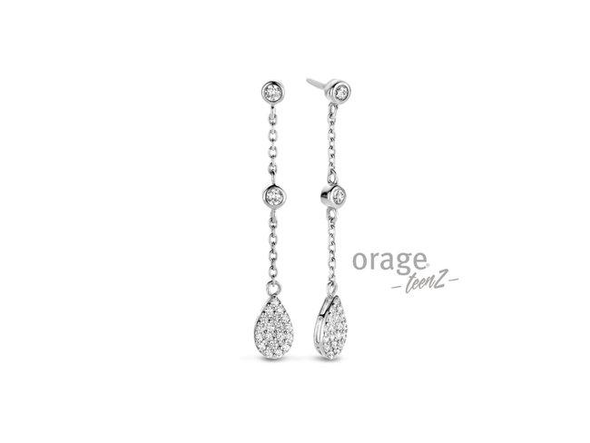 Orage Teenz | Boucles d'Oreilles | Argent | T463