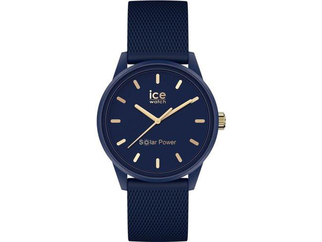 Ice-Watch | Ice Solar Power | Navy Gold | Small | 018743