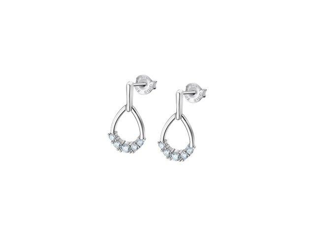 Lotus Silver   Boucles d'Oreilles   Argent   LP3057-4/1