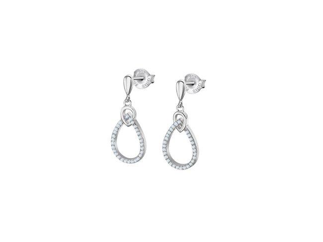 Lotus Silver   Boucles d'Oreilles   Argent   LP3058-4/1