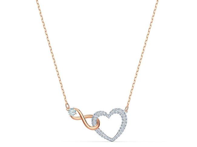 Swarovski | Collier | Infinity Coeur | 5518865