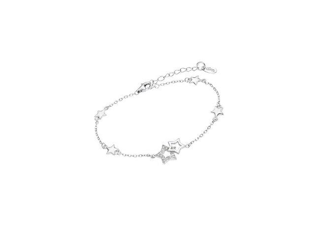 Lotus Silver | Bracelet | Argent | Oxyde de Zirconium |LP3177-2/1