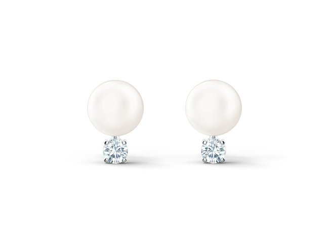 Swarovski | Boucles d'Oreilles | Treasure Pearl | 5559420