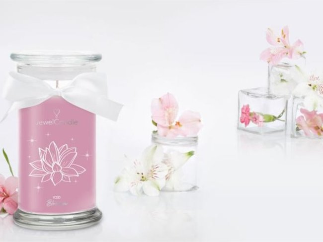 JewelCandle | Iced Blossom | Edition Swarosvki | Dès 32€95