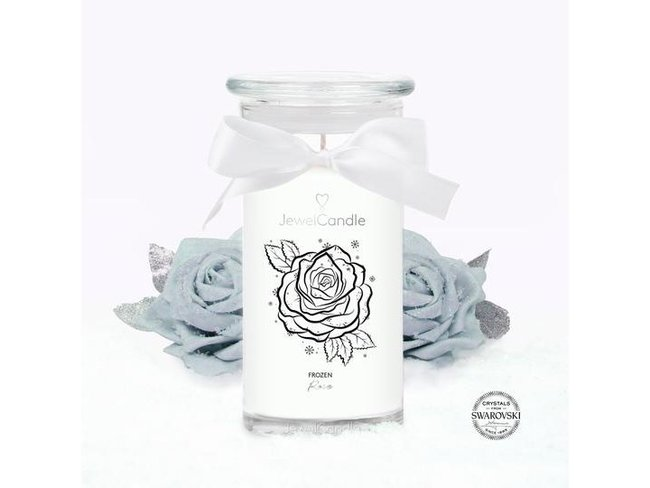 JewelCandle | Frozen Rose | Edition Swarosvki | Dès 32€95