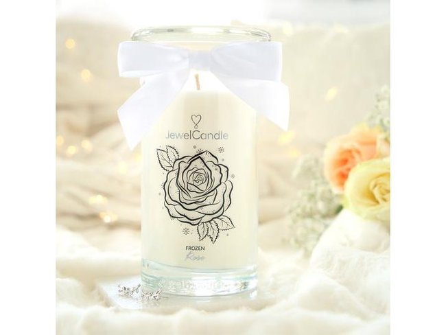 JewelCandle | Frozen Rose | Dès 29€95