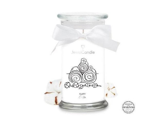 JewelCandle | Fluffy Cotton | Edition Swarosvki | Dès 32€95