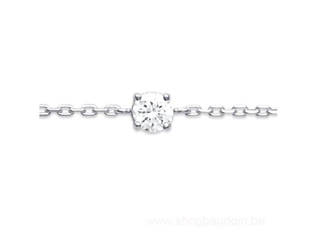 Bijoux CN Paris   Bracelet   Argent   4mm   87300418