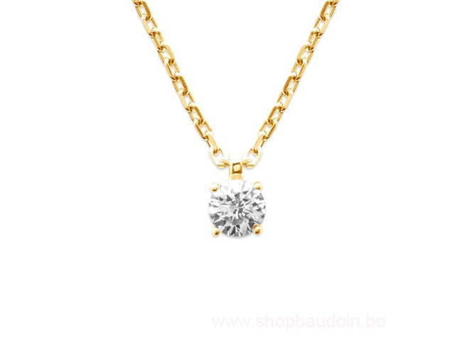 Bijoux CN Paris | Collier | Plaqué Or | 3.50mm | 97307445