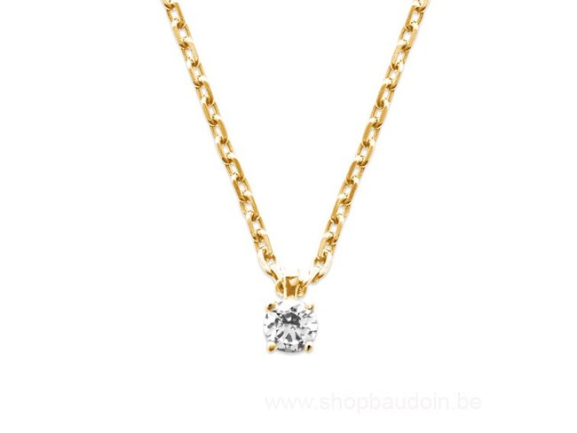 Bijoux CN Paris | Collier | Plaqué Or | 2.90mm | 97307345