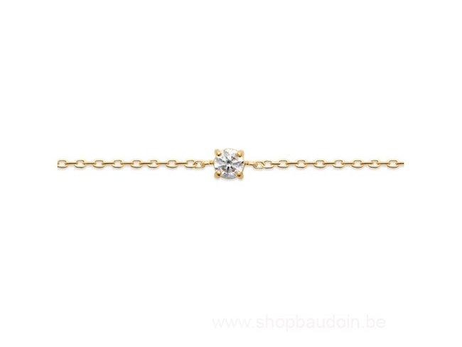Bijoux CN Paris   Bracelet   Plaqué Or   4mm   97300418