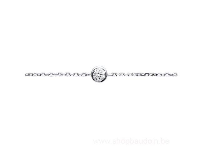 Bijoux CN Paris   Bracelet   Argent   5mm   87163918
