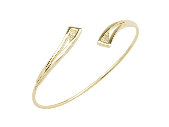Saunier | Bracelet | Plaqué Or | 7031066 01 58