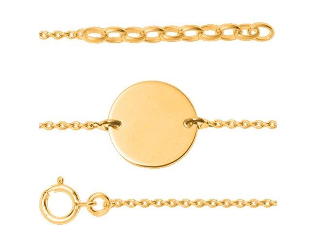 Saunier | Bracelet | Plaqué Or | Personnalisable |7034830 01