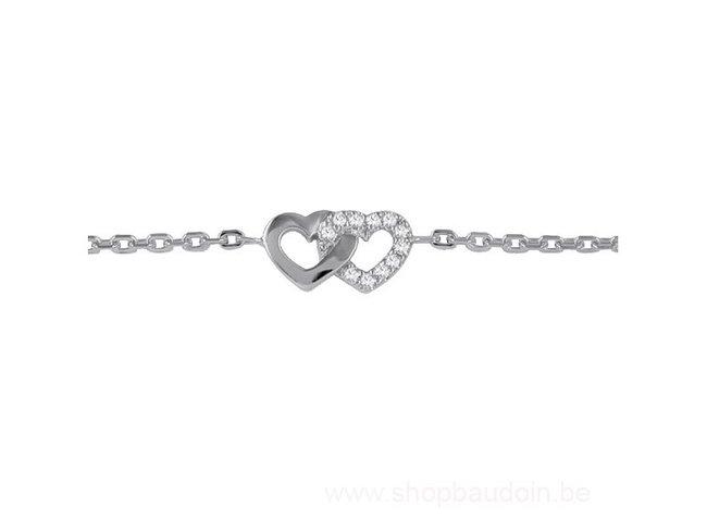 Saunier | Bracelet | Argent | Zirconium | 7004091 11