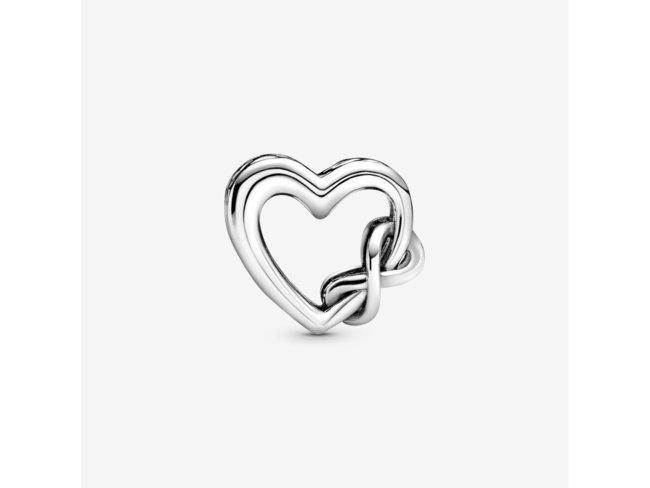 Pandora | Cœur Infinity Love You Mum (Je t'aime maman)