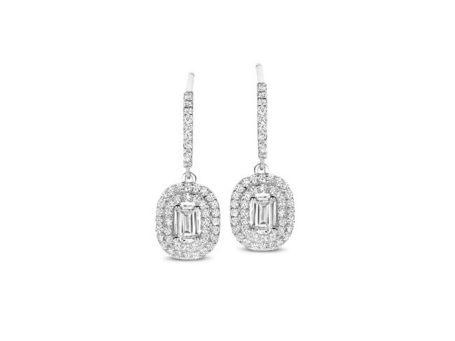 Naiomy Silver | Boucles d'Oreilles | Argent | N1A53