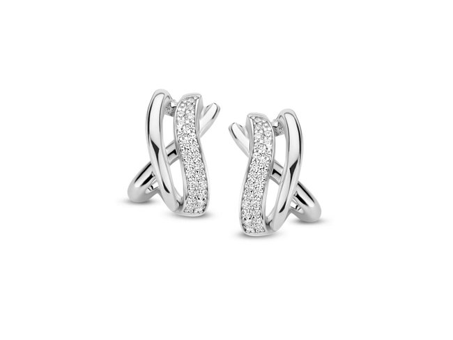 Naiomy Silver | Boucles d'Oreilles | Argent | N1C53