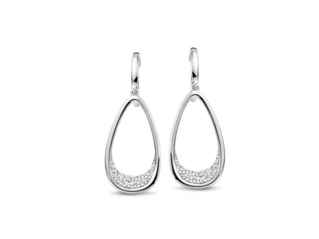 Naiomy Silver | Boucles d'Oreilles | Argent | N1K53