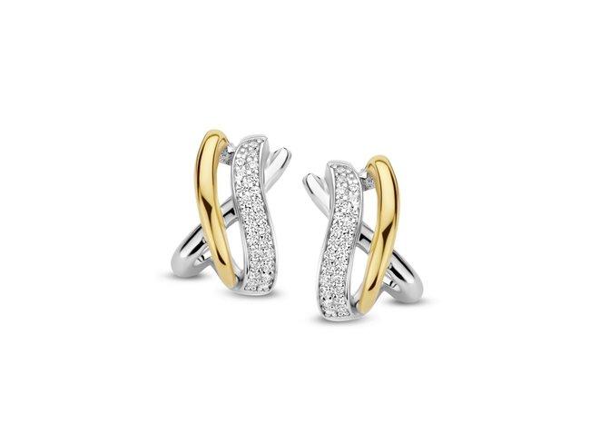 Naiomy Silver | Boucles d'Oreilles | Argent Bico | N1C56