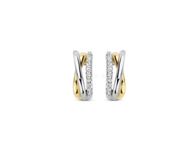 Naiomy Silver | Boucles d'Oreilles | Argent Bico | N1H53