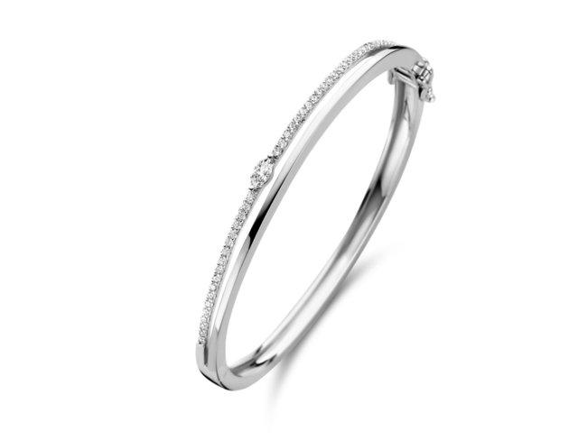 Naiomy Silver   Bracelet   Esclave   Argent   B1K04
