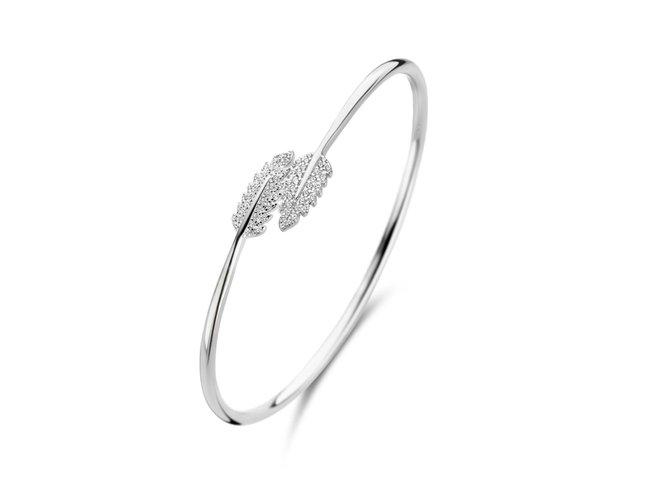 Naiomy Silver   Bracelet   Esclave   Argent   B1E04